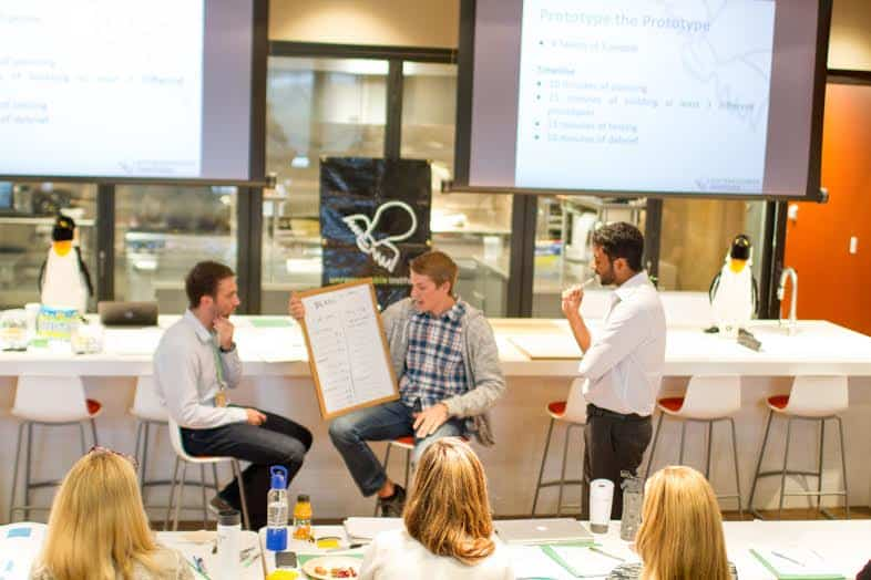 Pitch at an Unreasonable Institute Accelerator