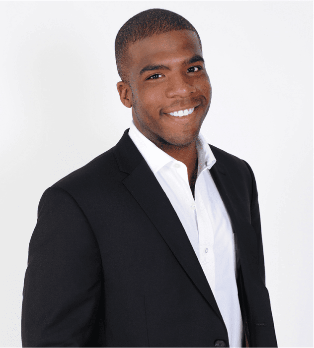 Brandon Parkes - Founder the SocialGive App