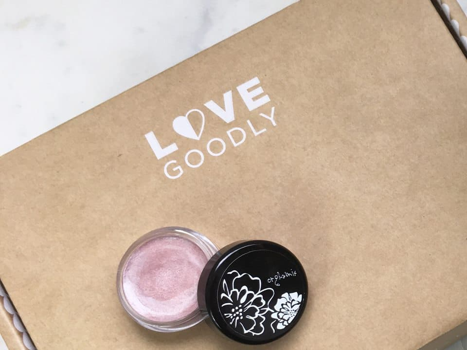 Introducing LOVE GOODLY, a new Vegan Subscription Box