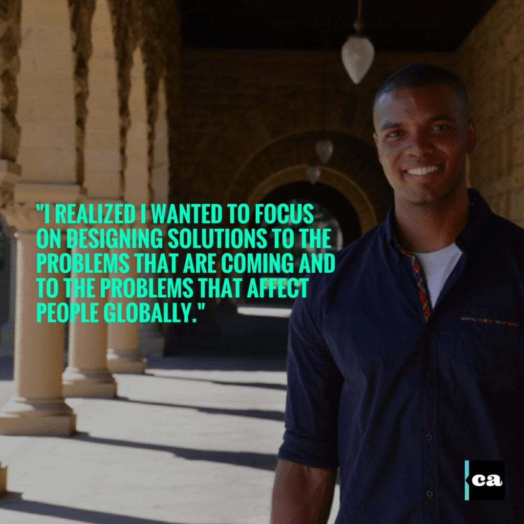 Durell Coleman, founder and CEO of DC Design