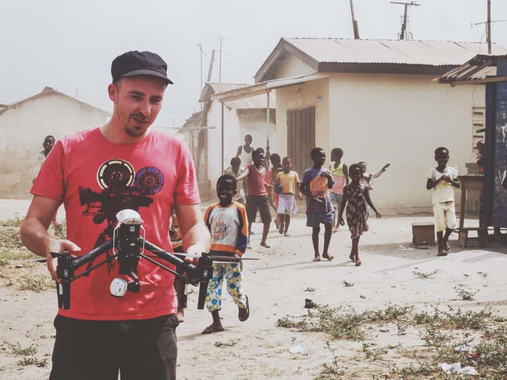 Sustainable Film Production_using_drone_camera