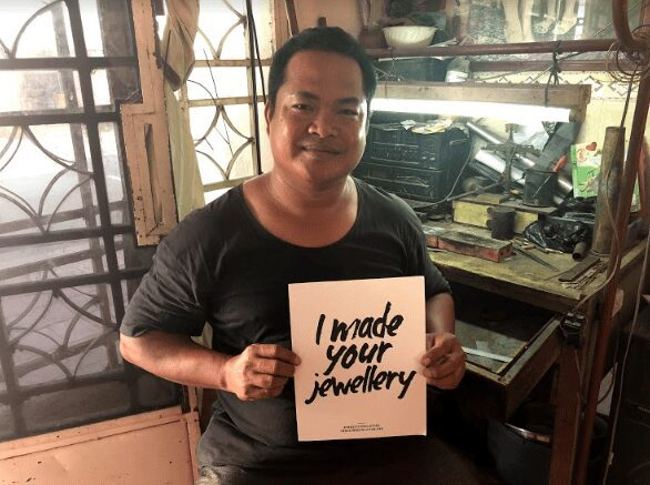 Chenla, the man who has made our entire collection