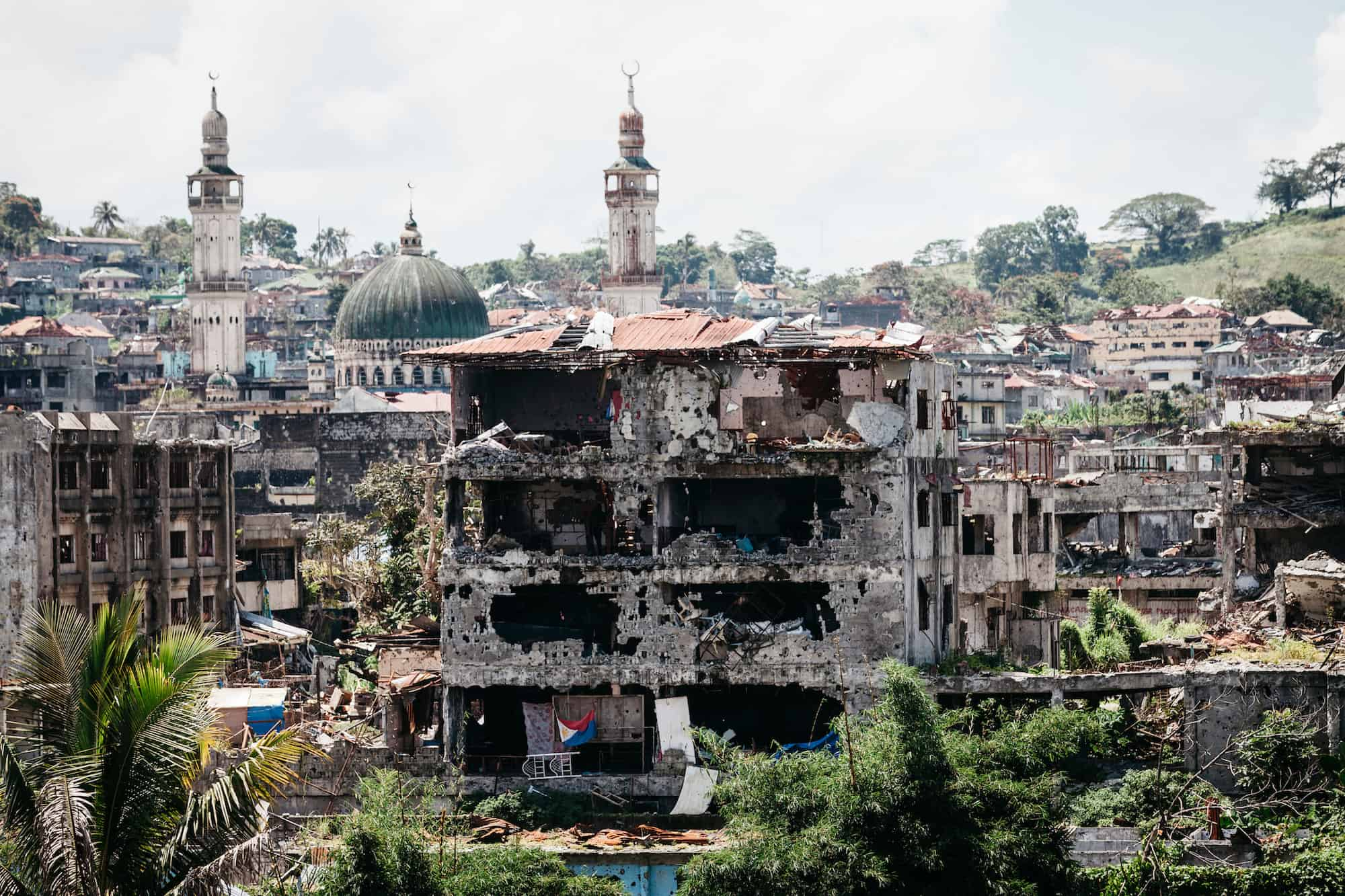 Away x Peace Direct: Rebuilding Peace in Marawi, Philippines(Op-Ed)