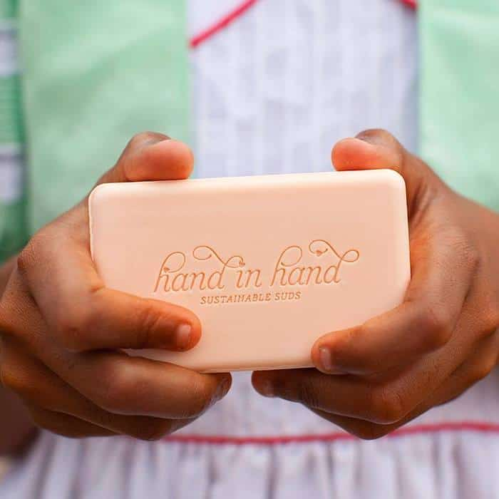 Hand in Hand Soap: Impacting the Industry One Bar at a Time