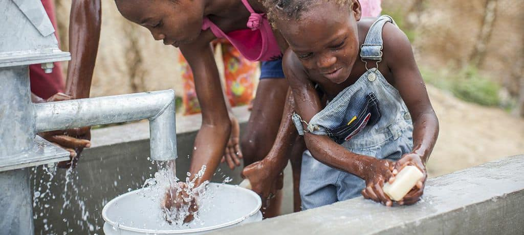 Celebrate Global Handwashing Day With Hand In Hand Soap