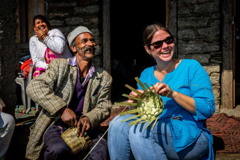 Sustainable Tourism & Fair Trade Provides A Livelihood For India's Untouchable Tribes