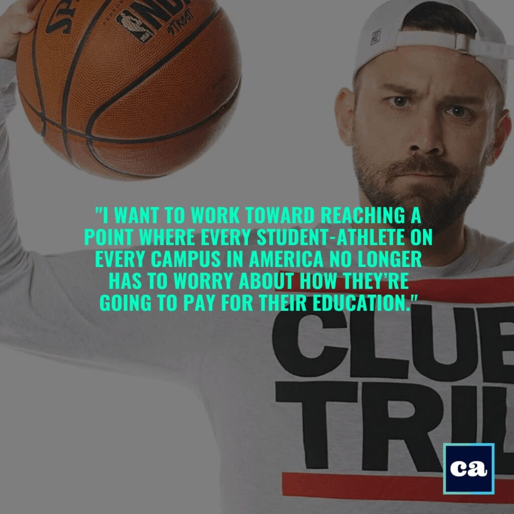 Meet the Club Trillion Foundation and its Mission to Support Walk-On Student Athletes