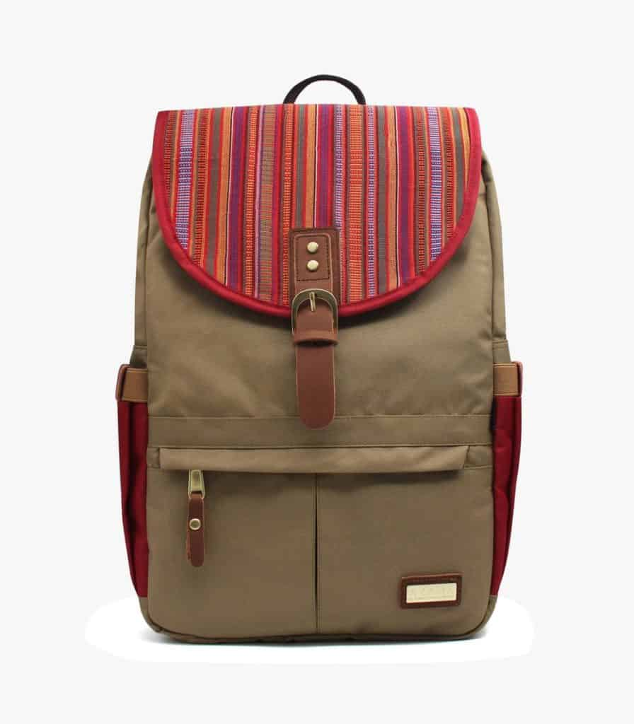 Father's Day Ethical gift guide - Artisanal Crafted Backpacks from Cambio & Co.