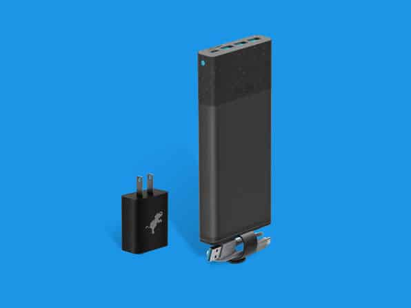 Father's Day Ethical gift guide - Portable Charge from Nimble