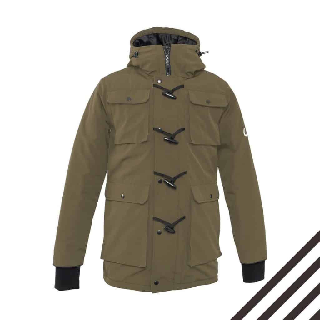 Father's Day Ethical gift guide - Winter Jackets from Wuxly