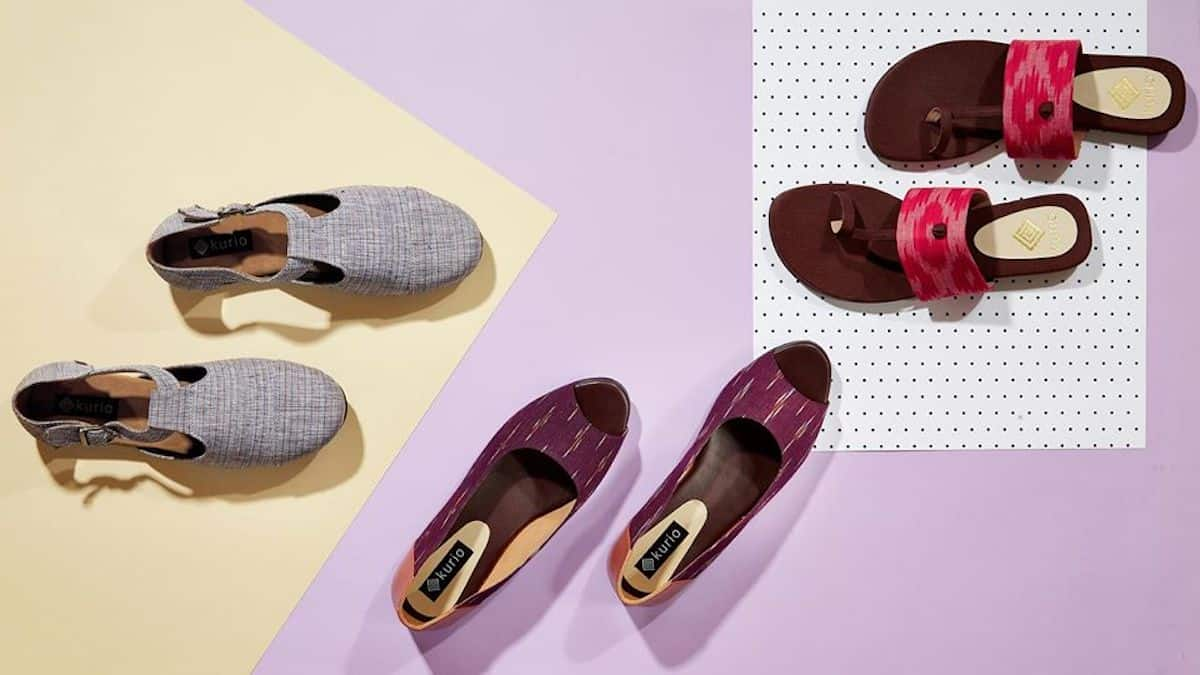 Creating Sustainable Footwear With MeghaRawat, Founder of Kurio