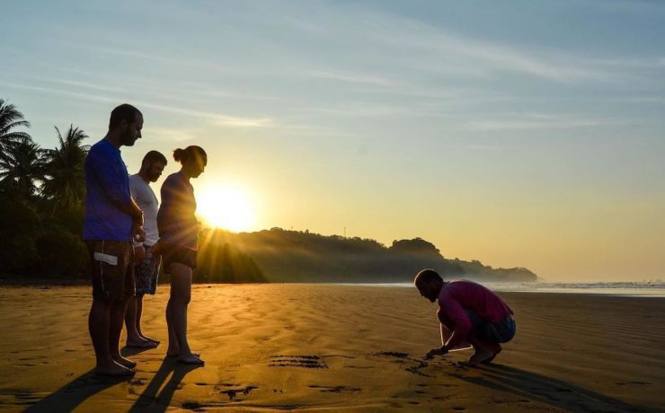 Sustainable Travel in Costa Rica with Bodhi Surf + Yoga